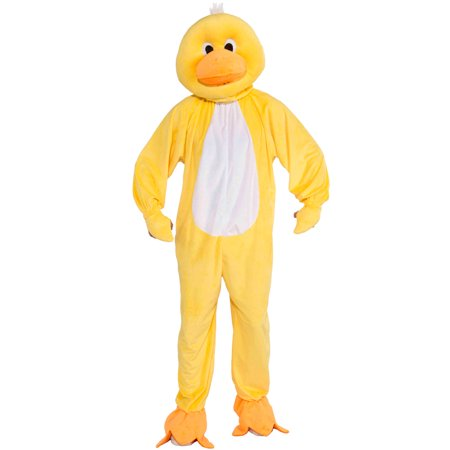 Promotional Duck Mascot Adult Costume