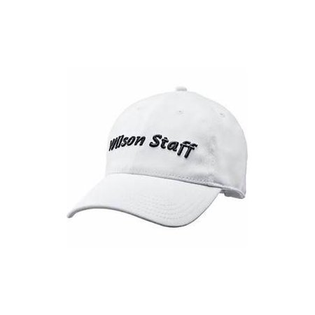 Wilson Staff 2017 Relaxed Cap Adjustable Golf Hat NEW