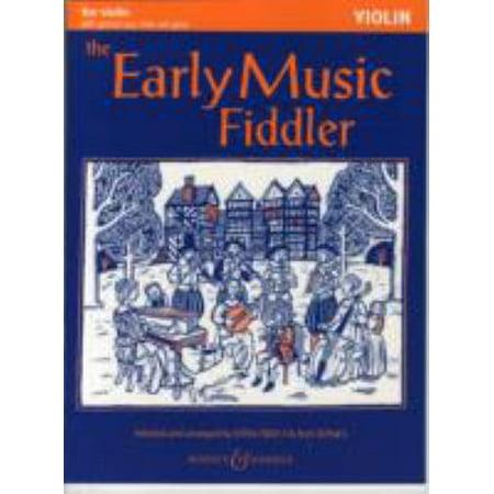 - Early Music Fiddler: Violin Part (Huws Jones Fiddle) (Paperback)