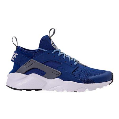 (Nike Mens Air Huarache Run Ultra Fashion Sneakers)