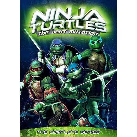 Ninja Turtles: The Next Mutation - The Complete Series (DVD) (Title Series)