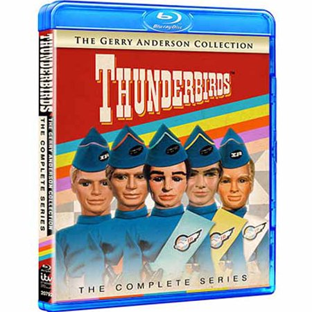 Thunderbirds: The Complete Series (Blu-ray)