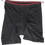 Bellwether Under-Short Men's Short with Chamois: Black SM