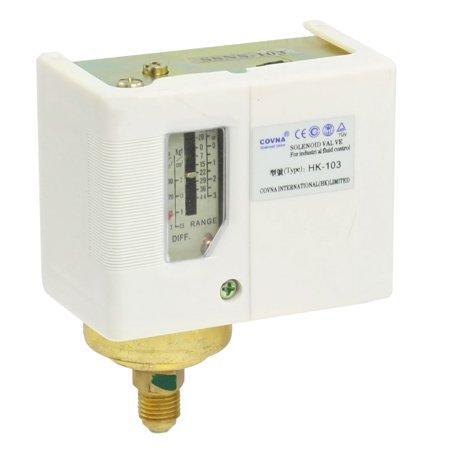 10 40psi 1 port air water compressor adjustable pressure switch control valve. Black Bedroom Furniture Sets. Home Design Ideas