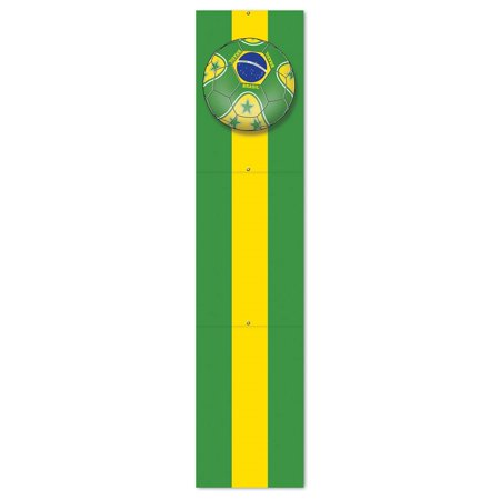 Club Pack of 12 Green and Yellow