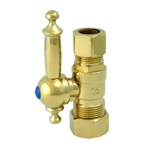 Elements of Design Single hole Bathroom Faucet
