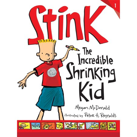 Stink: The Incredible Shrinking Kid - Baby Of The Incredibles