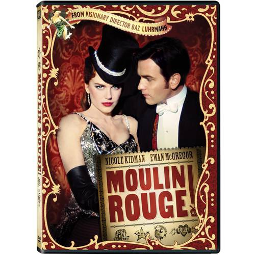 Moulin Rouge! (Widescreen)
