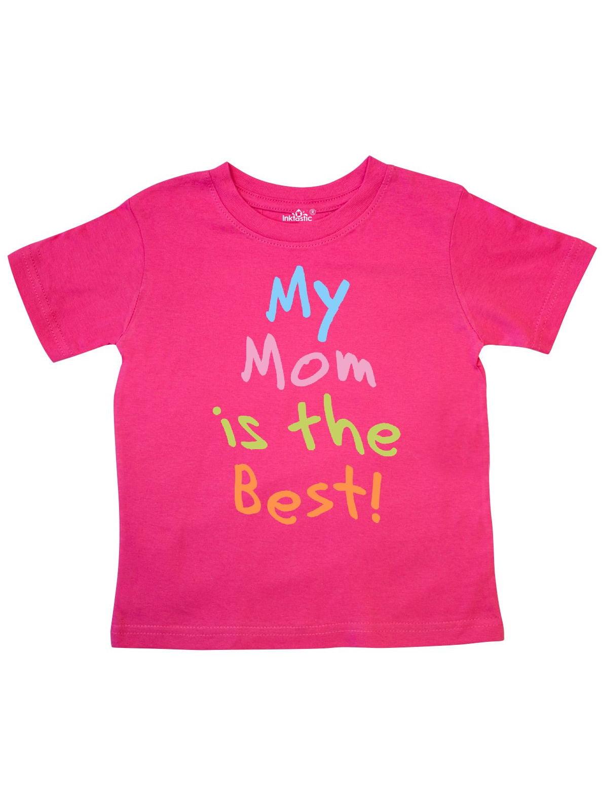 inktastic Coolest Mom Toddler T-Shirt