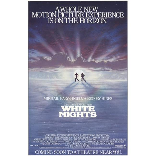 Pop Culture Graphics MOV209868 White Nights Movie Poster, 11 x 17 - image 1 de 1