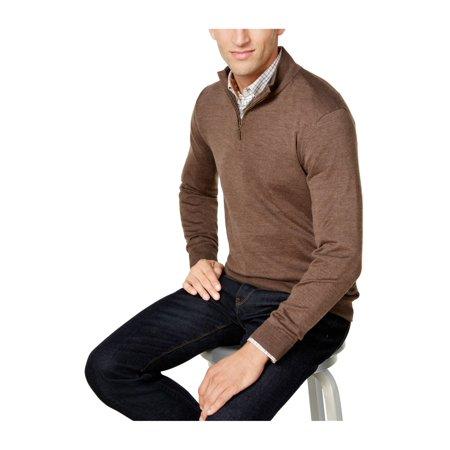 Club Room Mens LS Knit Pullover