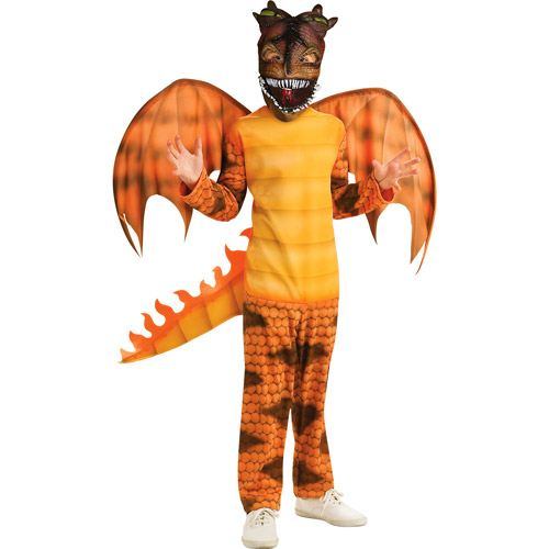 How To Train Your Dragon Monstrous Nightmare Child Halloween Costume