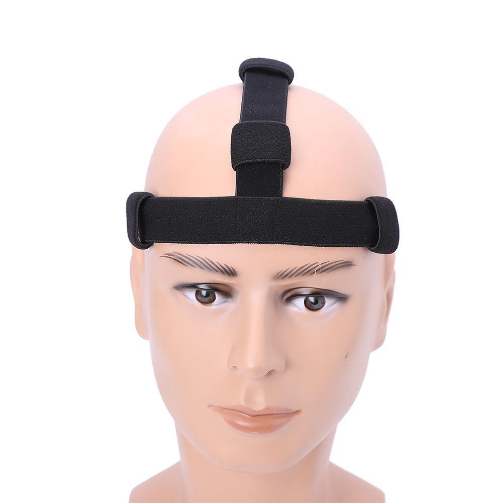 Head Strap Headband For 18650 Headlight Flashlight Lamp Torch Head  SU