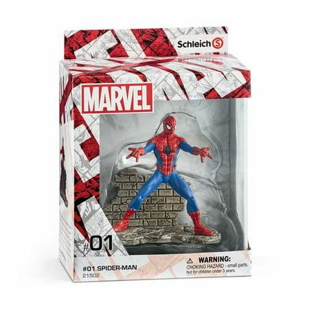 Schleich Marvel, Spider Man Toy Figure