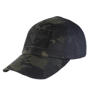 Condor Outdoor Mesh Tactical Cap – Multiple colors available
