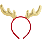 Christmas Headband Png.Lux Accessories Christmas Xmas Ugly Sweater Party Favor Reindeer Headband