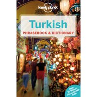 Phrasebook: Lonely Planet Turkish Phrasebook & Dictionary (Paperback)