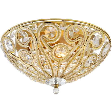 3 light flush mount unusual belair lighting crystal dynasty 3light flush mount walmartcom