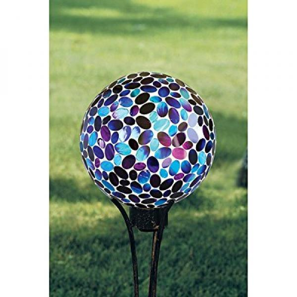 Carson, Shimmering Berry 10 Gazing Ball by