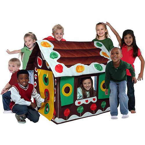 Bazoongi Gingerbread House