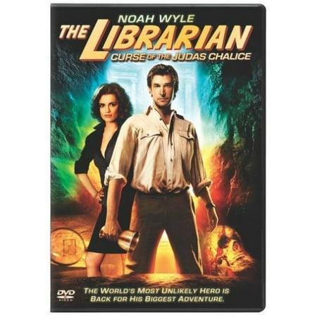 The Librarian: Curse of the Judas Chalice (DVD) (The Librarian Curse Of The Judas Chalice Trailer)