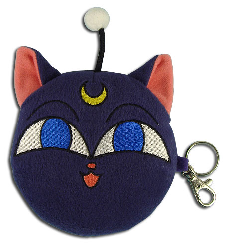 Coin Purse - Sailor Moon R - Luna P New ge20520