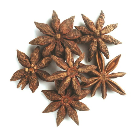 Frontier Natural Products  Organic Whole Star Anise Select  16 oz  453