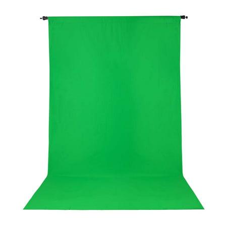 Promaster Wrinkle Resistant Backdrop 5'x9' - Chroma-Key