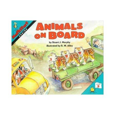 Animals on Board: Adding, Level 2