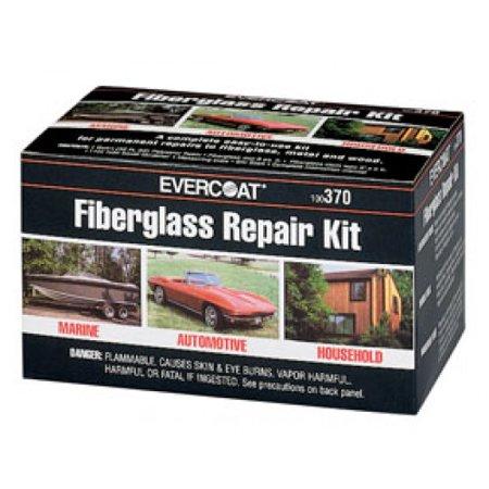 Fibre Glass-Evercoat 370 POLYESTER REPAIR - Glass Fibre Kit