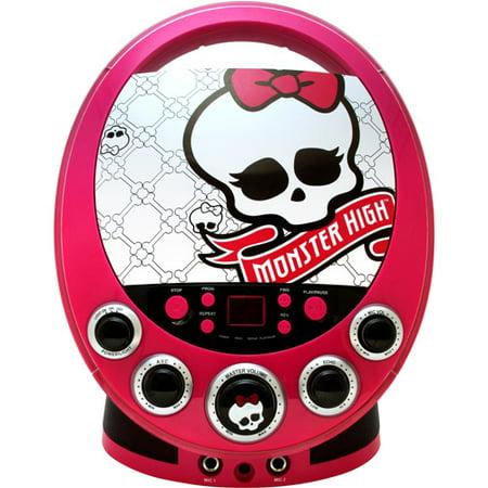 Sakar Monster High Disco Party CDG Karaoke