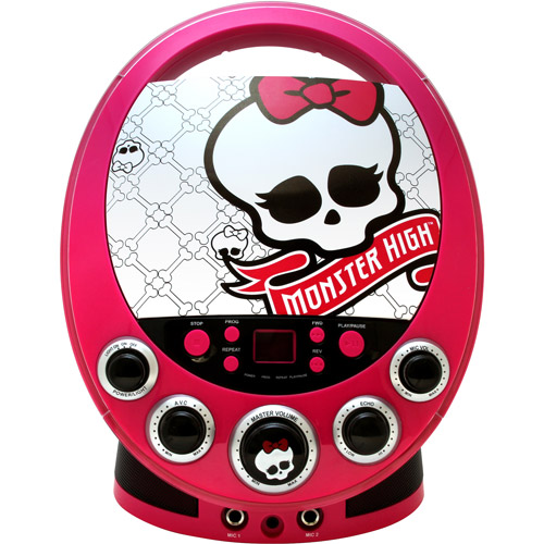 Sakar Monster High Disco Party CDG Karaoke