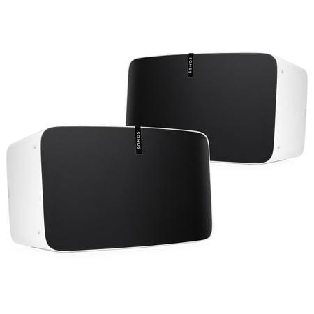 Sonos Two Room Premium Set with Sonos Play:5 - Ultimate Wireless Smart Speaker