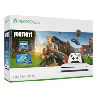 Deals on Microsoft Xbox One S 1TB Fortnite Bundle
