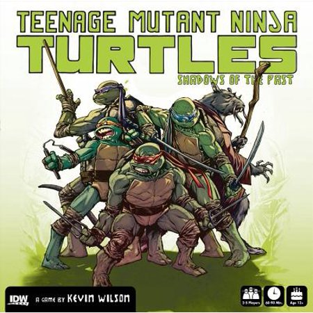 Teenage Mutant Ninja Turtles: Shadows of the Past](Teenage Halloween Games For Outdoors)