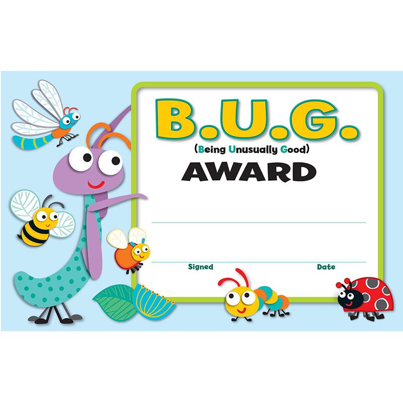 Carson Dellosa Buggy For Bugs Awards and Rewards by Carson dellosa