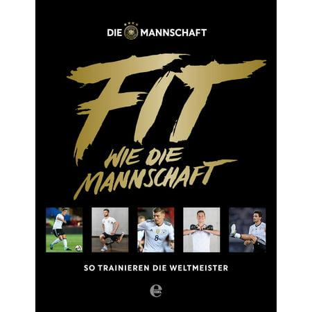Fit Die - Fit wie die Mannschaft - eBook