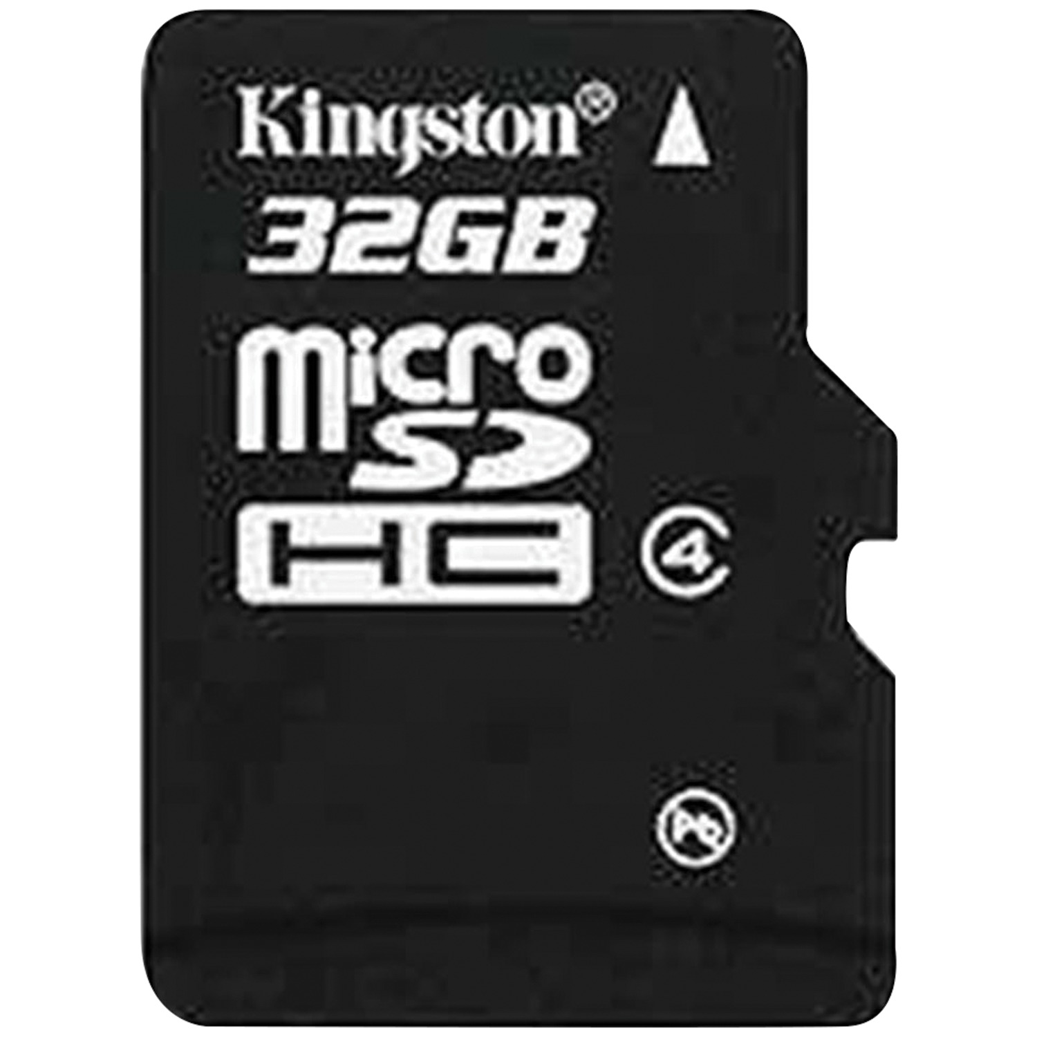 Kingston SDC4/32GB Class 4 microSDHC Card with Adapter (32GB with Adapter)