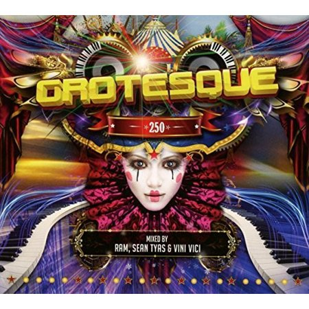 Grotesque 250  Mixed By Ram Sean Tyas   Vini Vici