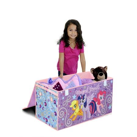 Hasbro My Little Pony Collapsible Storage Trunk - image 3 de 3