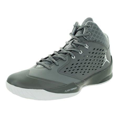 pretty nice fbb1e 32726 ... NIKE Jordan Rising High Mens Basketball Shoes ...