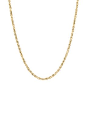 3075b5763a Product Image 10K Yellow Gold 2.9mm Rope Chain Necklace