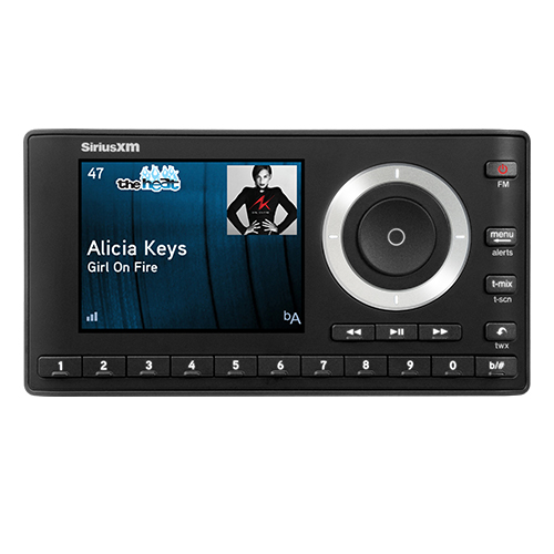 SiriusXM onyX Plus Receiver (receiver only) & Boombox Bundle