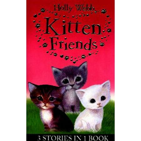 Holly Webbs Kitten Friends  Lost In The Snow  Smudge The Stolen Kitten  The Kitten Nobody Wanted  Holly Webb Animal Stories   Paperback