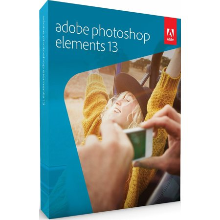 Adobe Photoshop 65234399 Elements 13 Software   Windows  Mac