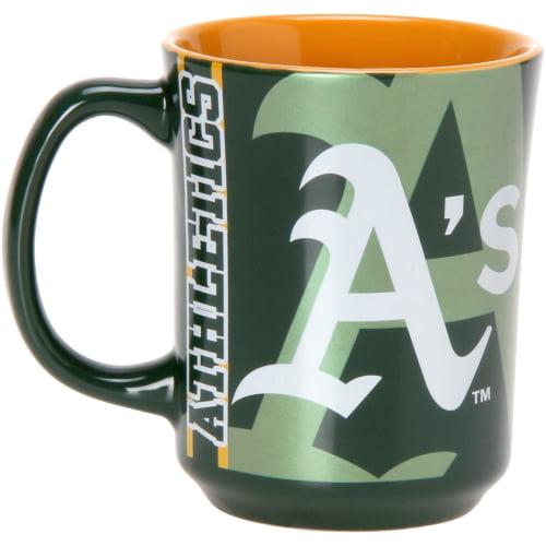 Oakland Athletics Reflective Mug - No Size
