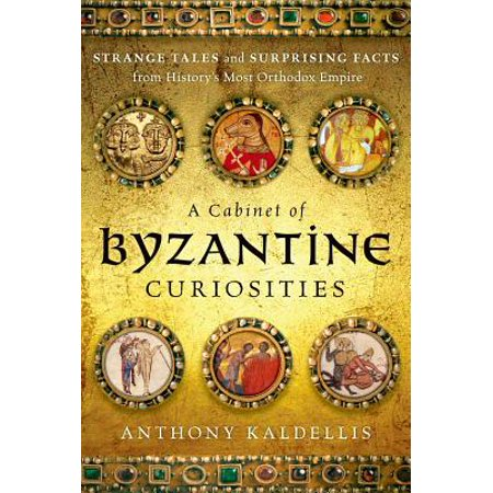 A Cabinet of Byzantine Curiosities (Cabinet Of Curiosities Halloween Party)