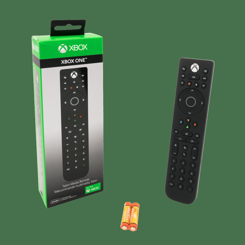 PDP Xbox One Talon Media Remote Control, Black