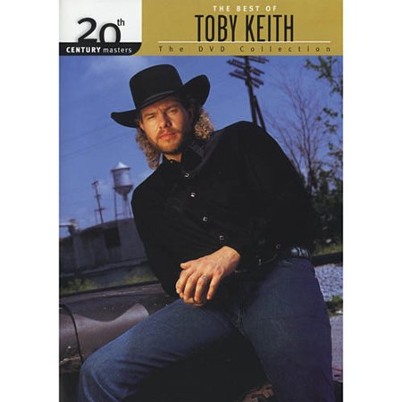 20th Century Masters: The DVD Collection - The Best Of Toby Keith (Music DVD) (Amaray