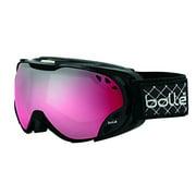 *Bolle Goggles 21384 Shiny Black Vermillon Gun Duchess